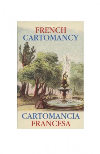 Karty Lenormand French Cartomancy instr. pl