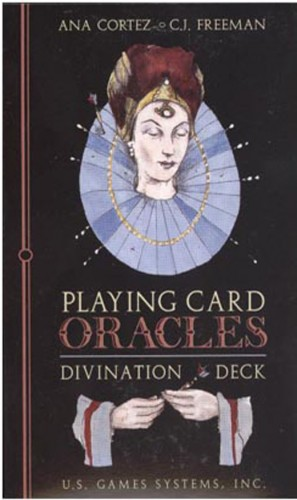 Karty Playing Card Oracles Divination Deck