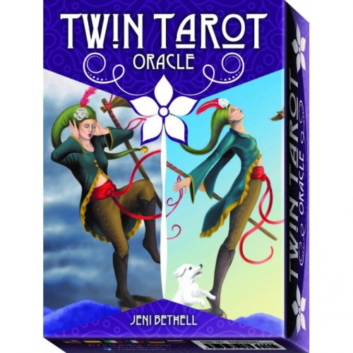 Twin Tarot Oracle, instr.pl