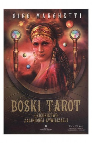 Boski Tarot (Legacy of the Divine Tarot)