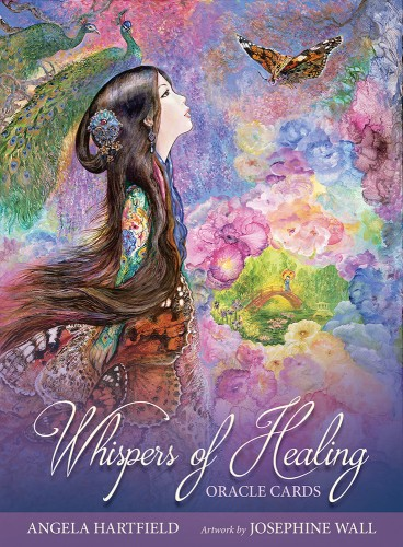 Whispers of Healing Oracle Cards, instr.pl