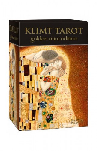 Golden Tarot of Klimt - Mini, instr.PL