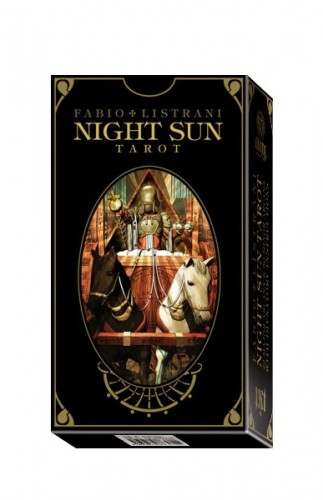 Night Sun Tarot, instr. pl
