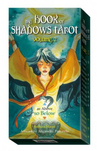 The Book of Shadows Tarot cz.2 So Below instr.pl
